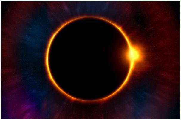 Solareclips rechtenvrij