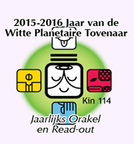 2015-2016 Year of the White Planetary Wizard - Annual Oracle and Read-out